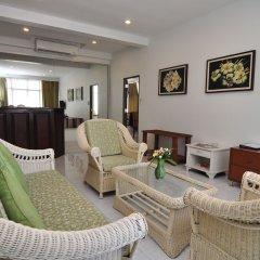 Отель Hyton Leelavadee Phuket жилая площадь