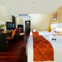 Отель Novotel Phuket Surin Beach Resort 4* Стандартный номер с различными типами кроватей фото 4
