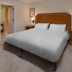 Отель Marriott's Marbella Beach Resort 4* Стандартный номер с различными типами кроватей