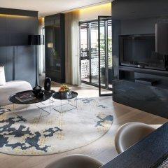 Отель Mandarin Oriental Barcelona гостиная