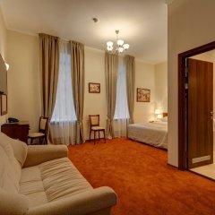 Гостиница Акапелла Номер Делюкс разные типы кроватей