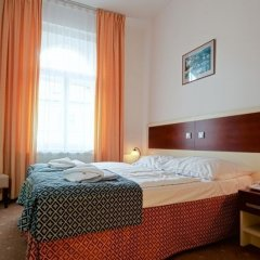 City Partner Hotel Atos 3* Стандартный семейный номер с двуспальной кроватью