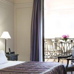 Отель Hôtel California Champs Elysées комната для гостей фото 10