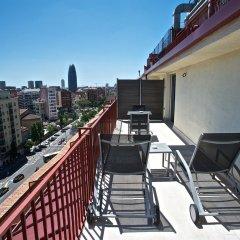 Hotel Catalonia Atenas 4* Стандартный номер с различными типами кроватей фото 13