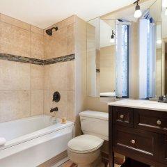 Отель 4mex Inn ванная