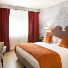 Отель Starhotels Michelangelo 4* Люкс с различными типами кроватей