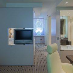 Отель Park Inn by Radisson Berlin Alexanderplatz 4* Люкс разные типы кроватей