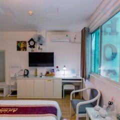 A25 Hotel - Nguyen Cu Trinh 2* Номер Делюкс с различными типами кроватей