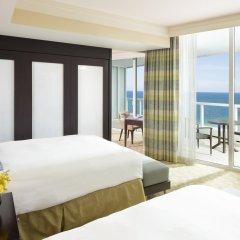 Отель Fontainebleau Miami Beach 4* Полулюкс с различными типами кроватей фото 4