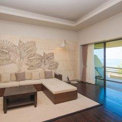 Отель Hilton Phuket Arcadia Resort and Spa 5* Улучшенный люкс разные типы кроватей фото 3