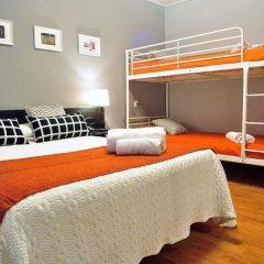 Отель Hostal Europa 2* Стандартный номер с различными типами кроватей