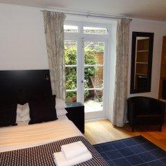 Апартаменты Studios 2 Let Serviced Apartments - Cartwright Gardens Улучшенный номер с различными типами кроватей