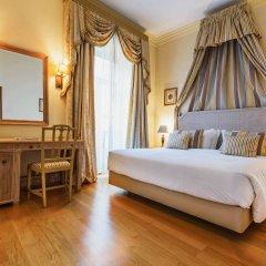Hotel Real Palacio 5* Номер Делюкс разные типы кроватей