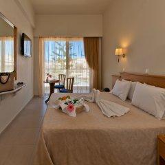 Minos Hotel 4* Улучшенный номер с различными типами кроватей