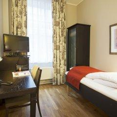 Отель Scandic Holberg 3* Стандартный номер с различными типами кроватей