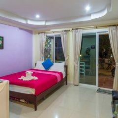 Отель Rangnoknoi Kohlarn 2* Стандартный номер с различными типами кроватей