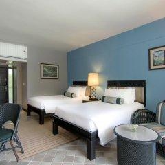 Отель Siam Bayshore Resort Pattaya 5* Номер Делюкс с различными типами кроватей фото 8