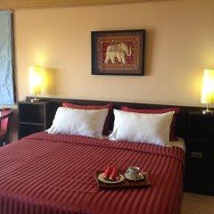 Отель Baan Kongdee Sunset Resort 3* Номер Делюкс двуспальная кровать