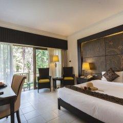 Отель Amora Beach Resort 4* Улучшенный номер фото 4
