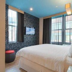 Отель TRYP By Wyndham Times Square South 4* Номер категории Премиум с различными типами кроватей фото 5