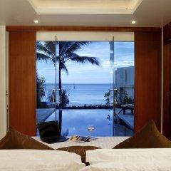 Отель La Flora Resort Patong 5* Вилла разные типы кроватей фото 5