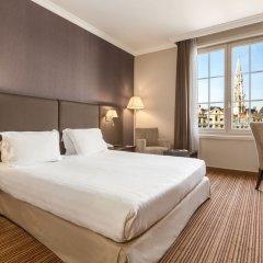 Отель NH Brussels Carrefour de l'Europe комната для гостей фото 7