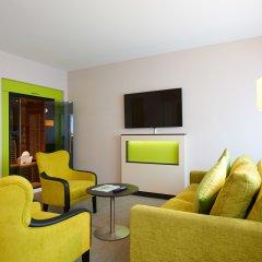 Thon Hotel Brussels City Centre 4* Люкс с двуспальной кроватью