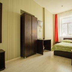 Гостиница Аватар Номер Эконом с разными типами кроватей