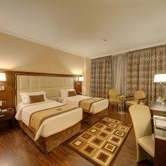 Copthorne Hotel Dubai 4* Улучшенный номер с 2 отдельными кроватями