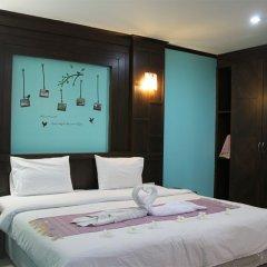 Hawaii Patong Hotel 3* Улучшенный номер с различными типами кроватей фото 3