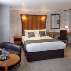 Corus Hotel Hyde Park 4* Представительский номер с двуспальной кроватью