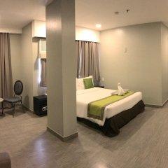 Cebu R Hotel - Capitol 3* Люкс с различными типами кроватей