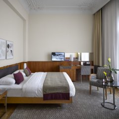 K+K Hotel Central Prague 4* Представительский номер с разными типами кроватей фото 7