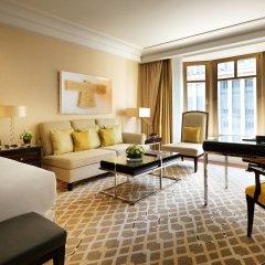 Breidenbacher Hof, a Capella Hotel 5* Номер Делюкс с разными типами кроватей фото 4