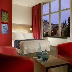Park Inn Hotel Prague 4* Стандартный номер с двуспальной кроватью фото 4