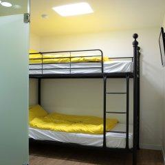 Отель 24 Guesthouse Myeongdong Center 2* Стандартный номер с различными типами кроватей