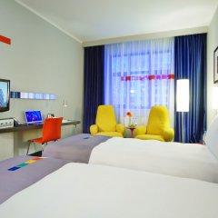 Гостиница Парк Инн от Рэдиссон Роза Хутор (Park Inn by Radisson Rosa Khutor) 4* Стандартный номер с разными типами кроватей