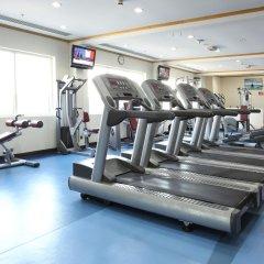 Carlton Palace Hotel фитнесс-зал фото 2