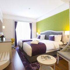 Отель Mercure Tbilisi Old Town Стандартный номер с различными типами кроватей фото 4