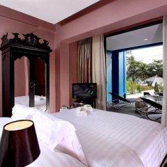 Sky Lantern Hotel 3* Люкс с различными типами кроватей фото 2