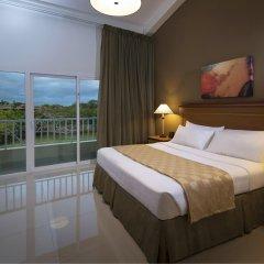 Отель Hodelpa Garden Suites 3* Люкс повышенной комфортности с различными типами кроватей