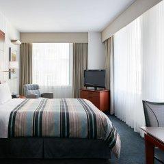 Отель Club Quarters, Central Loop 4* Улучшенный номер с различными типами кроватей