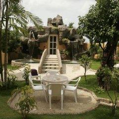 Отель Pacific Club Resort двор