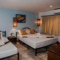 Nirvana Hotel 3* Стандартный номер с различными типами кроватей фото 2