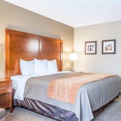 Отель Comfort Inn North/Polaris 2* Стандартный номер с различными типами кроватей