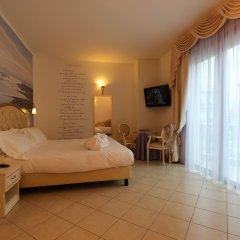 Hotel Sovrana & Re Aqva SPA 4* Полулюкс разные типы кроватей