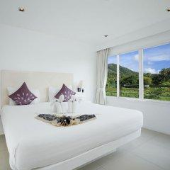 Grand Sunset Hotel 3* Номер Делюкс разные типы кроватей фото 2