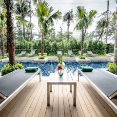 Отель Phuket Graceland Resort And Spa комната для гостей фото 19