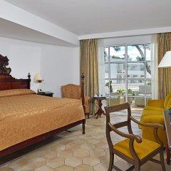 Melia Cala Dor Boutique Hotel 5* Стандартный номер с различными типами кроватей