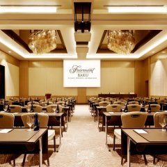 Отель Fairmont Baku at the Flame Towers фото 8